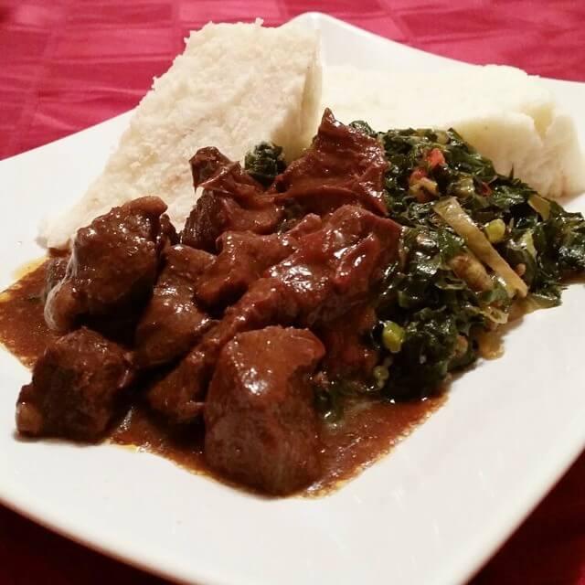 Kenya Food