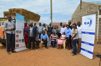 Community entry activity in Mashuuru