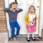 Caden Loper and Amelia Loper