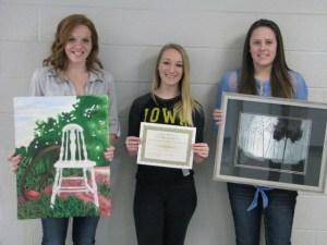 Scholastic Art and Writing Award Winners