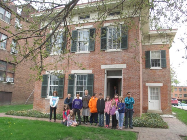 TAG at Underground Railroad Site