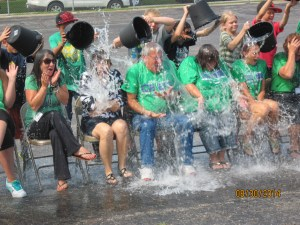 GW Staff Takes Ice Bucket Challenge