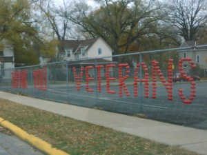GW Salutes Local Veterans