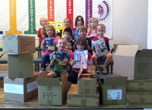 Grant Gives Free Books To PreK Readers