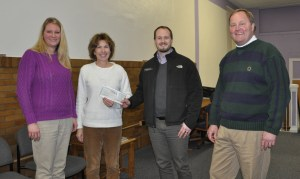 Keokuk Bank Donates For HS Math Curriculum