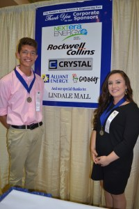 KHS Pair Earn Numerous Science Awards