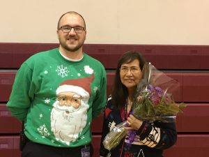 Keokuk CSD Teacher of the Year