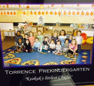 March 1st, Preschool Round-up at Torrence