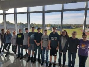Life Skills Students Visit KHS