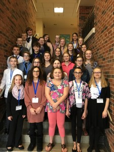 Culver-Stockton College hosted their 60th annual Science Fair