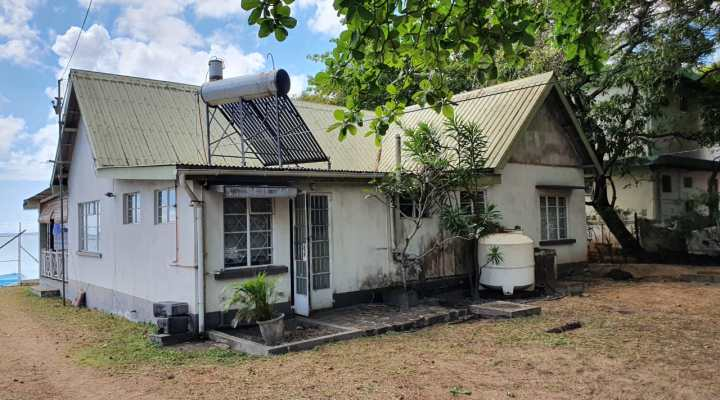 For sale wooden bungalow  on a land of 358 ts floorplan 3