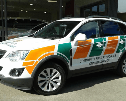 community first responder kidmore end sonning common oxfordshire