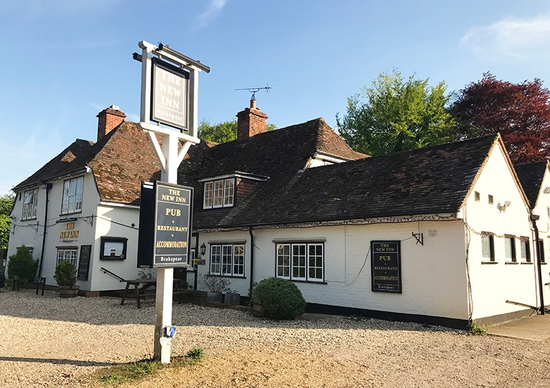 Kidmore End – Around the Village