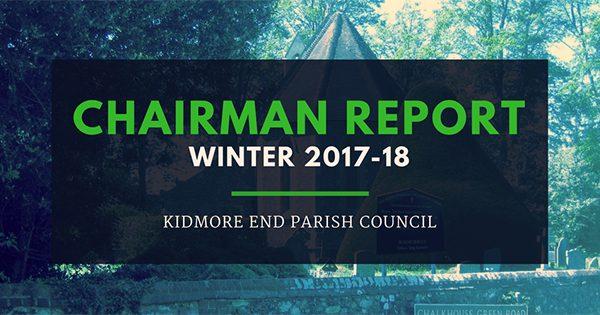chairman report