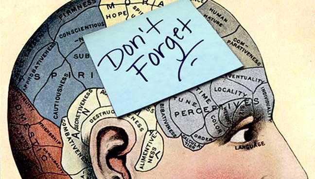 matters of memory