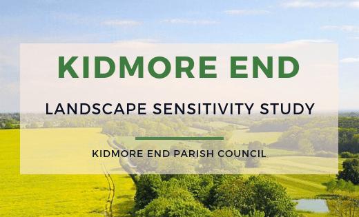 kidmore end landscape sensitivy study terrafirma ndp