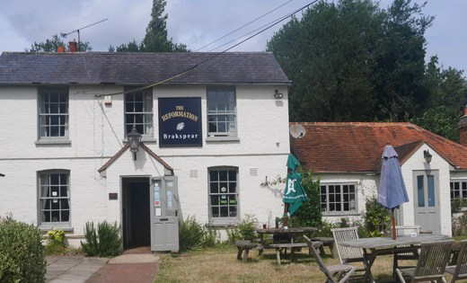 reformation pub gallowstree common cover