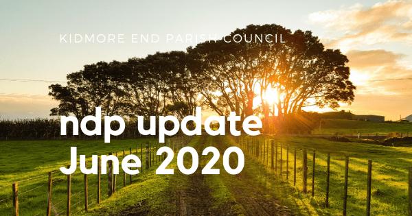 ndp update June 2020