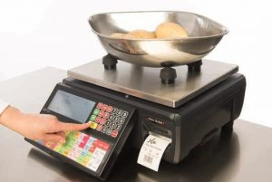 Avery Berkel Weigh Scale XS series