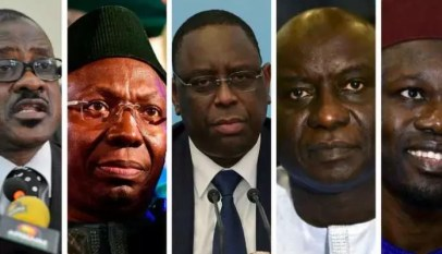 presidentielles senegalaises