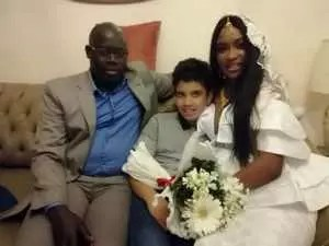 53665458 2246541112073803 1683674798334410752 n 300x225 Le mariage de la jet setteuse Tyma Sall Aidara (Photos)