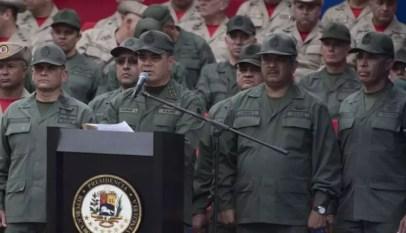 Venezuela: Une frange de l'armée aux côtés de Juan Guaido ?