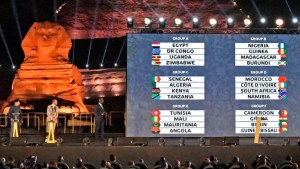 %name Can Egypte 2019: Le tirage au sort complet