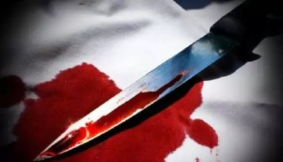 poignardé à mort