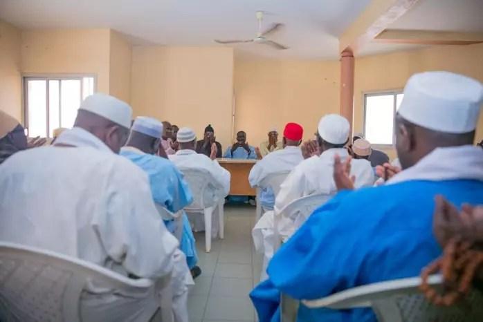 Les Imams de Grand-Yoff apporte la réplique à Mame Mactar Gueye