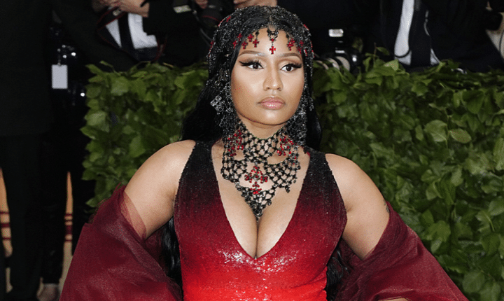 Christ Brown en tournée avec la reine du hip-hop Nicki Minaj