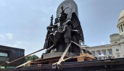 Etats-Unis: L'Eglise de Satan officiellement reconnue comme religion