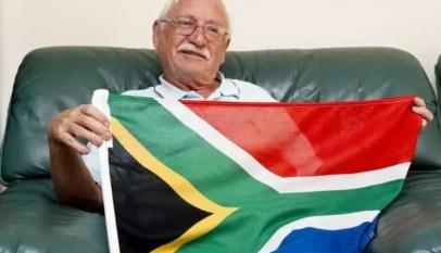 Le père fondateur du drapeau Sud-africain n'est plus !