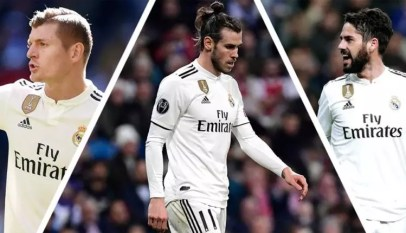 Football: Bale, Kross et Isco dans le viseur du PSG