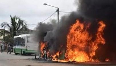Niger: 55 morts dans l'explosion d'un camion citerne non loin de l'aéroport de Niamey