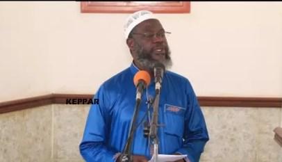 Imam Oumar Sall université Cheikh Anta Diop