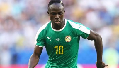 Sadio Mané équipe nationale