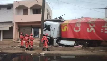 Accident thiaroye sur mer