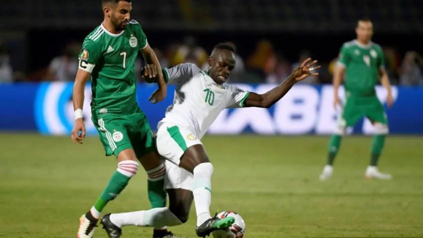can 2019: Algérie vs Sénégal