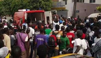 Mbour: Un homme meurt après la défaite du Sénégal