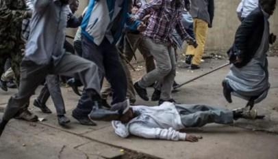 Afrique du Sud-Violences xénophobes: Le calme revient