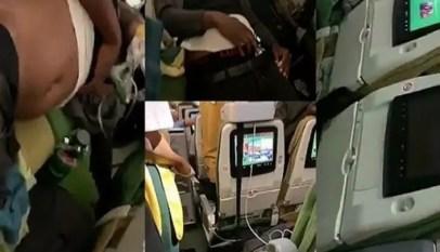 Deux trafiquants nigérians ayant avalé de la drogue meurent dans l'avion