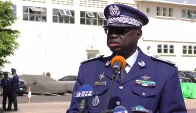 Gendarmerie: Jean Baptiste prend la place de Cheikh Sène