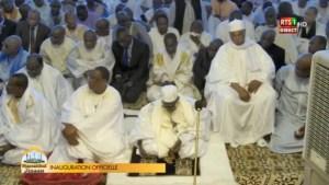 wade khalife 300x169 Massalikoul Jinane: Macky Sall et Me Wade réunis (photos)