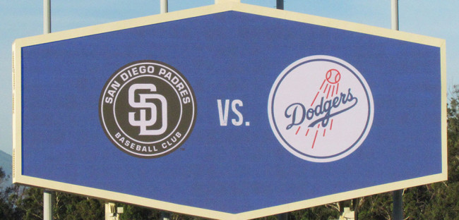 Another Dodgers Series