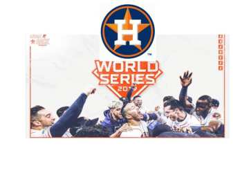Astros, trying to #TakeItBack