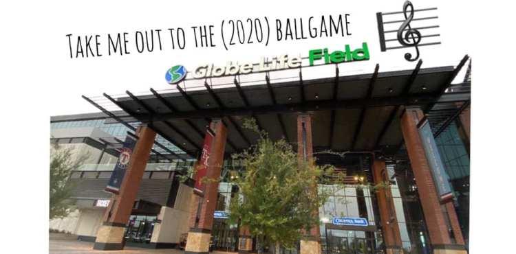 Take me out to the (2020) ballgame