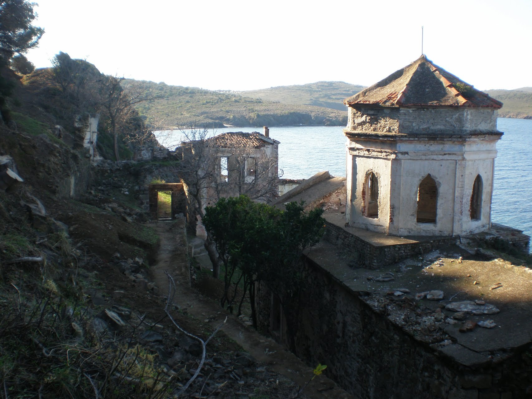 Moonlight Monastery by Ugur Ekin