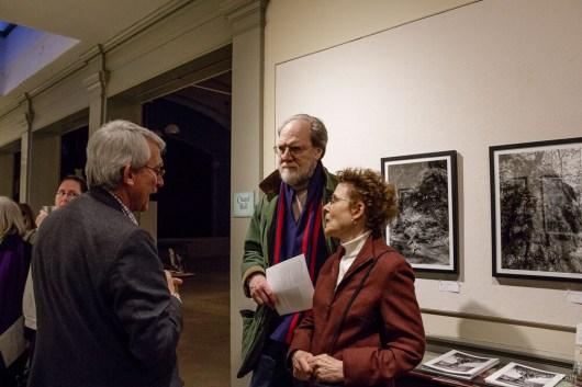 Jim Scott talking with Jim J and Carol