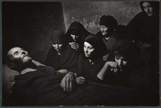 Eugene Smith - Spanish Wake