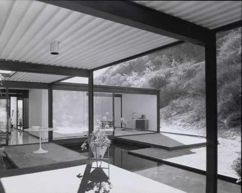 Case Study House 21 - Pierre Koenig - Julius Shulman